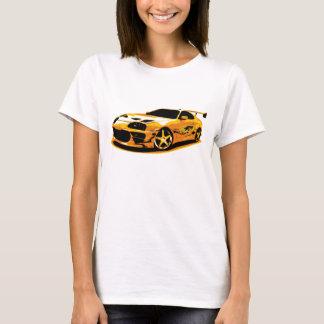 Paul Walker`s Toyota Supra T-Shirt