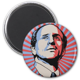 Paul Wellstone 2 Inch Round Magnet