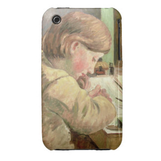 Paul Writing, c.1894 (oil on canvas) iPhone 3 Cover