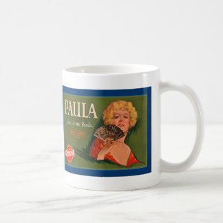 Paula Brand from Santa Paula Coffee Mug