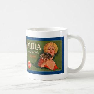 Paula Brand from Santa Paula Mugs