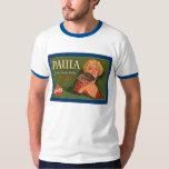 Paula Brand from Santa Paula T-Shirt