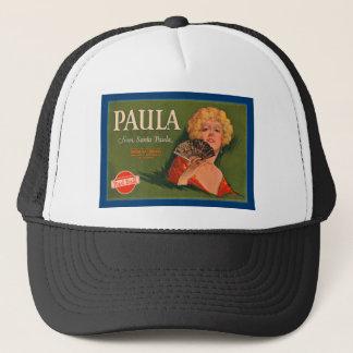 Paula Brand from Santa Paula Trucker Hat