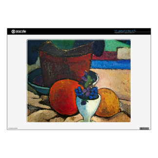 Paula Modersohn-Becker - Still Life with lemon ora Laptop Skin