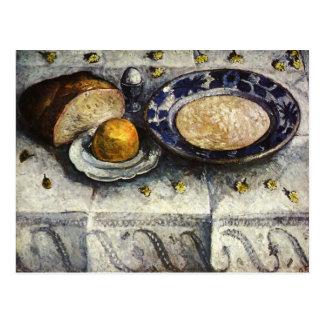 Paula Modersohn-Becker- Still life with milk Postcard
