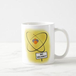 Pauli Exclusion Principle Coffee Mug