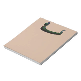 Paulie Dragon Snake Notepad