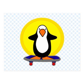 Paulie Penguin Postcard