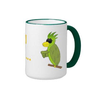 Paulie Ringer Mug
