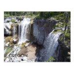 Paulina Creek Falls Postcard