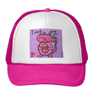Paulina el minino necesita el gorra del amor