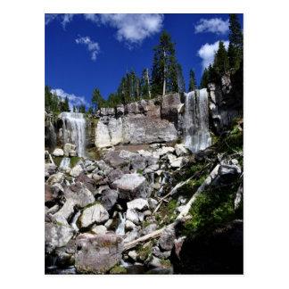 Paulina Falls Postcard