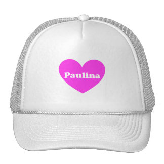Paulina Trucker Hat
