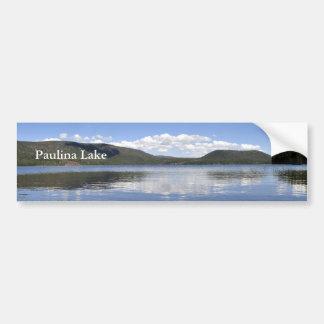 Paulina Lake Car Bumper Sticker