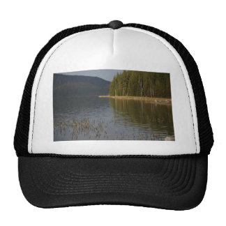 Paulina Lake, Oregon Trucker Hat