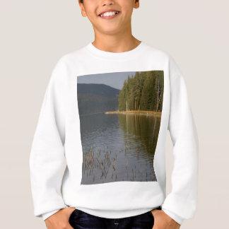 Paulina Lake, Oregon Sweatshirt