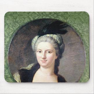 Pauline-Felicite de Nesle  Countess Mouse Pad