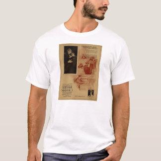 Pauline Frederick 1920 silent movie exhibitor ad T-Shirt