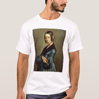 Pauline Ono  in Blue, 1841-42 T-Shirt