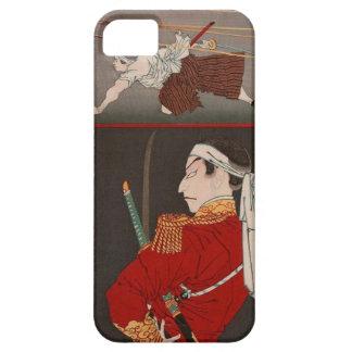 Paulownia field interest fall/Hikosaburo Bando iPhone SE/5/5s Case