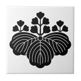 Paulownia with 5/3 blooms tile