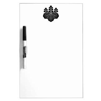 Paulownia with 5&7 blooms Dry-Erase board