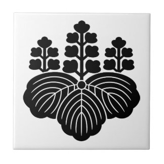 Paulownia with 5&7 blooms tile