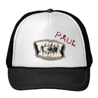 Paul's Custom Hat
