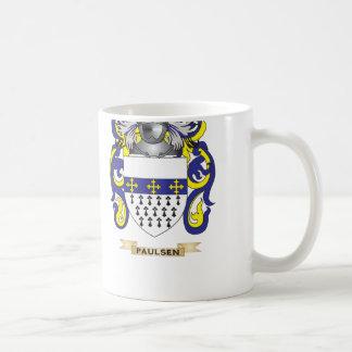 Paulsen Coat of Arms (Family Crest) Classic White Coffee Mug