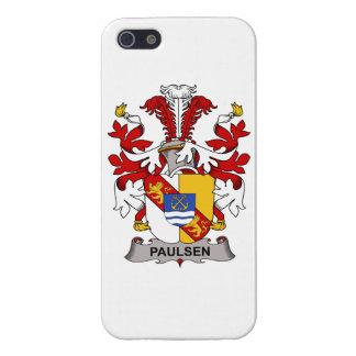 Paulsen Family Crest iPhone 5 Cover