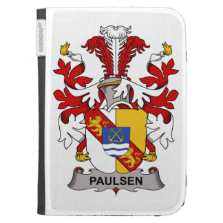 Paulsen Family Crest Kindle Keyboard Covers