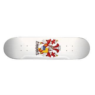 Paulsen Family Crest Skateboard Deck