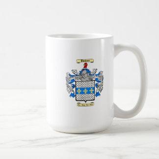 Paulsen Classic White Coffee Mug