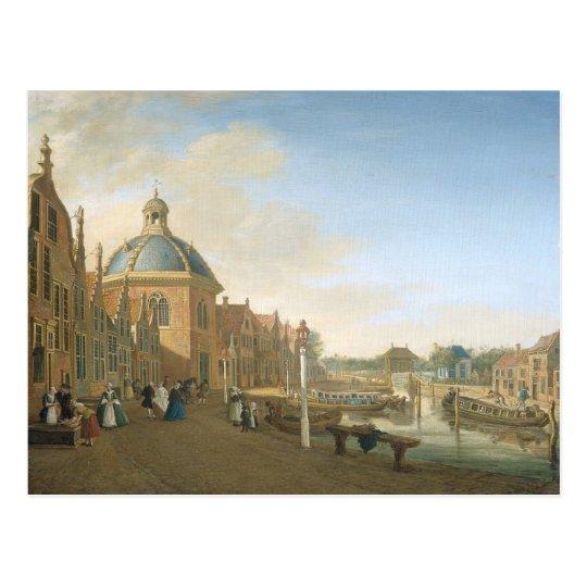 Paulus Constantij la Fargue Postcard
