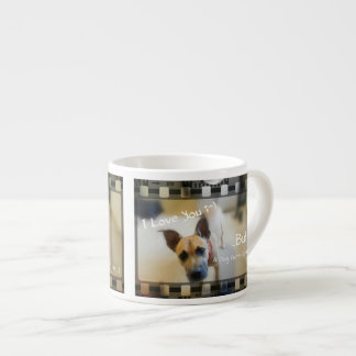 Pauly D Espresso Cup