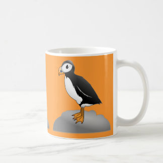 Pauly the Puffin Mug
