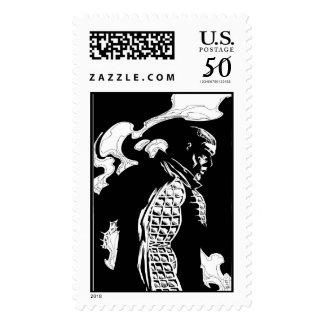 Pauper Postage stamp
