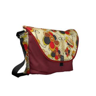Pavana Rickshaw Messenger Bag