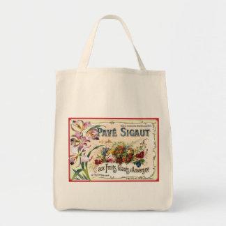 Pave Sigaut Tote Bag