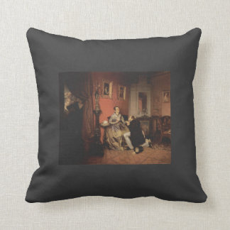 Pavel Fedotov- Difficult Bride Pillows