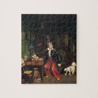 Pavel Fedotov el desayuno del aristócrata Puzzle Con Fotos