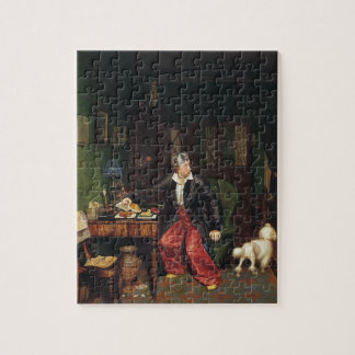 Pavel Fedotov- The Aristocrat's Breakfast Jigsaw Puzzles