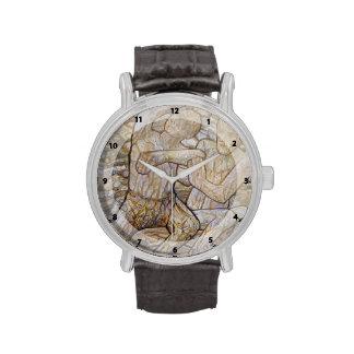Pavel Filonov- dos hombres Relojes