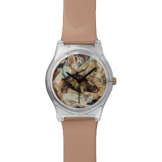 Pavel Filonov- el cerdo Relojes De Mano