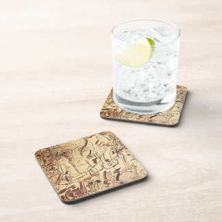 Pavel Filonov- Head Beverage Coasters