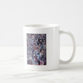 Pavel Filonov: The Narva Gates Classic White Coffee Mug