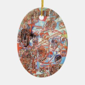 Pavel Filonov- un hombre en el mundo Ornamentos Para Reyes Magos