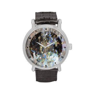 Pavel Filonov- una imagen blanca Relojes De Mano
