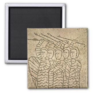 Pavement of St. John the Evangelist Magnet