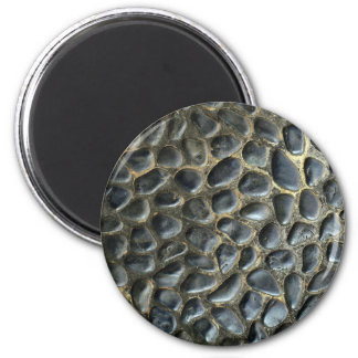 pavement pebbles 2 inch round magnet